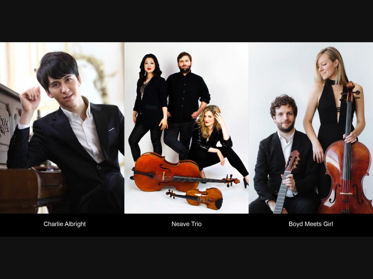 At Last-Newport Music Festival Presents a Live Series 10/12-14