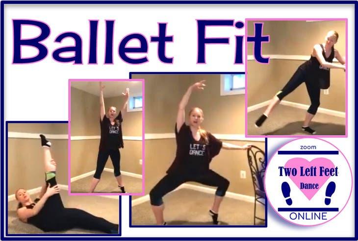 virtual Ballet Fit - toning workout