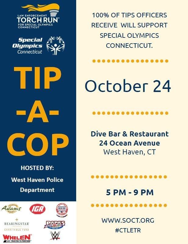 Oct 24 | West Haven Tip-A-Cop | West Haven, CT Patch