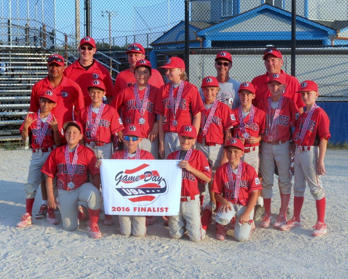 Woodridge Bulldogs Win Silver At Mayor S Baseball Tournament Woodridge Il Patch