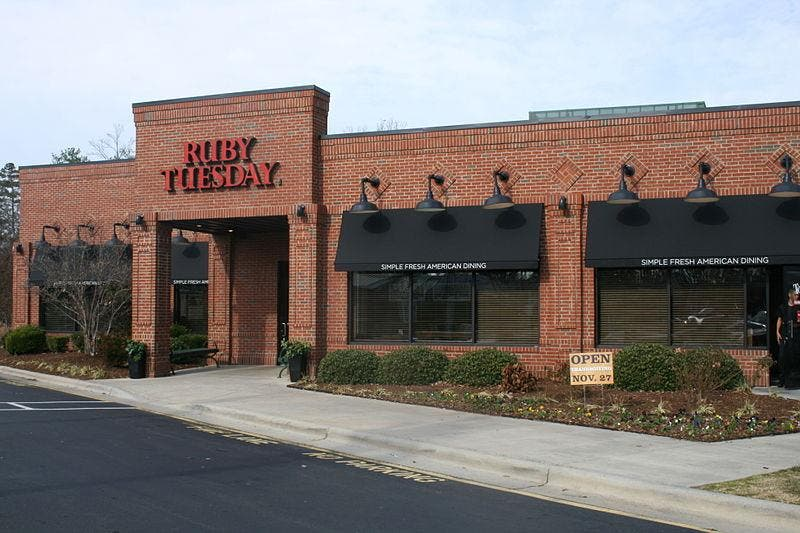10 Ruby Tuesday Restaurants Close In Illinois Downers