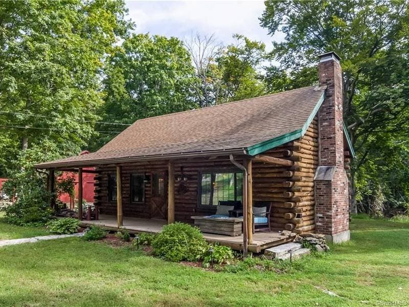 Own Your Very Own Log Cabin In Madison Madison Ct Patch