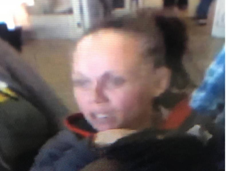 have you seen this woman  naugatuck police are looking for