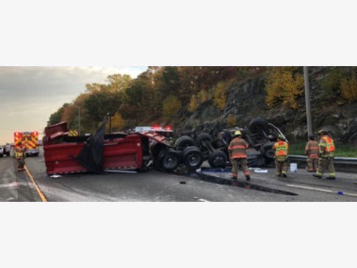 ID Released In Fatal I-95 Dump Truck Accident In Milford | Milford