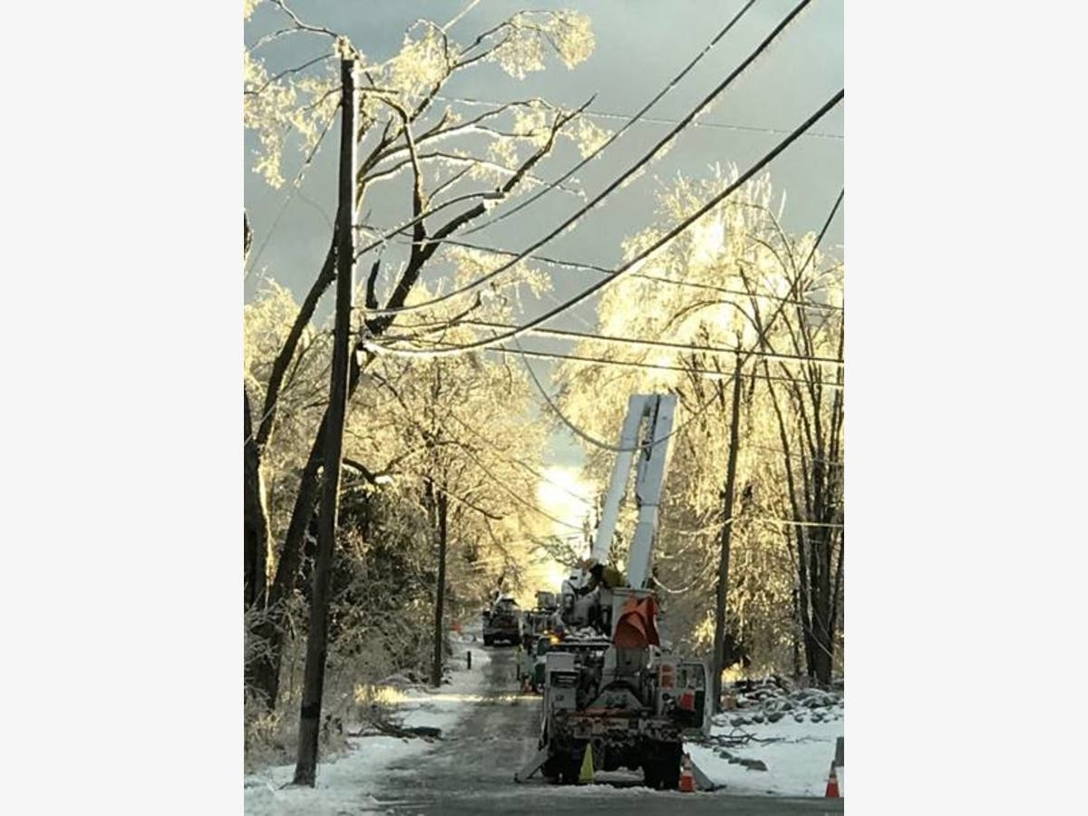 CT Power Outages Persist Into Monday | Trumbull, CT Patch