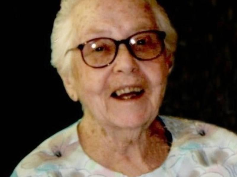 Obituary: Sally Ann McKenna, 94, of Milford