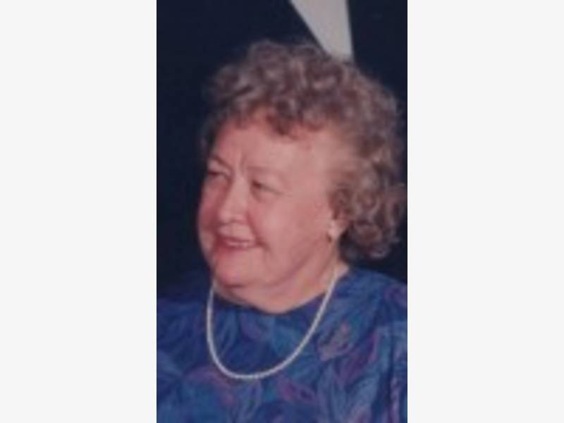Obituary: Anna Catherine Cordts Tenoske, formerly of Branford