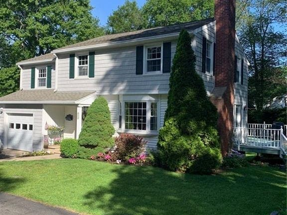 Beautiful 4-Bedroom Home In Naugatuck Just Listed