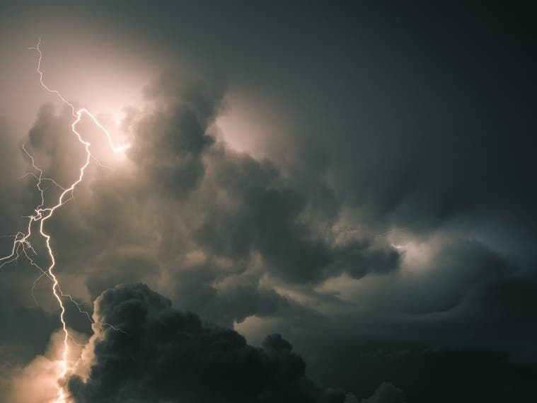 Thunderstorms, Rain Hammer CT As 'Excessive Heat Watch' Issued