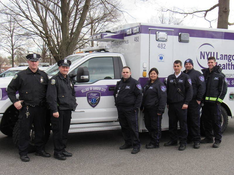 NYU Winthrop Ambulance Service Commenced January 7 in the