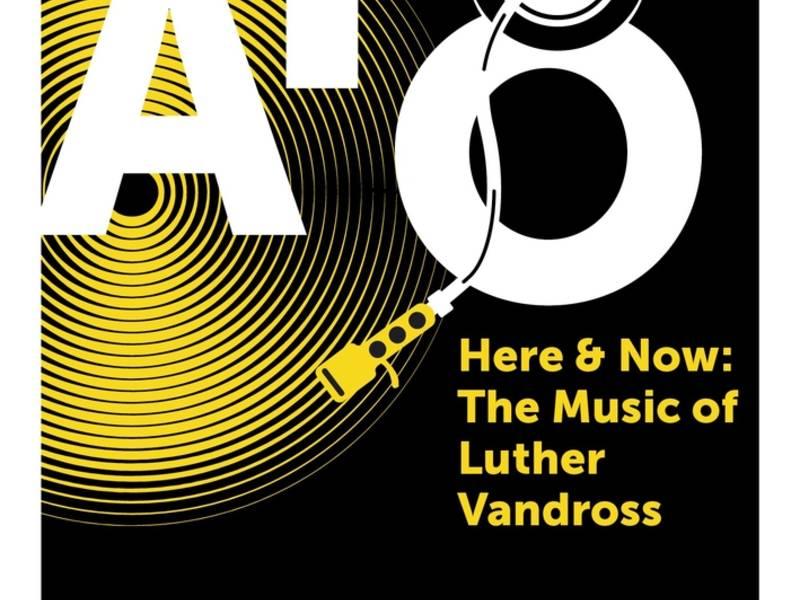 The American Pops Orchestra to Celebrate Luther Vandross