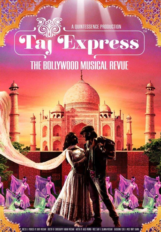 Taj Express, a musical drama