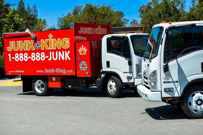 Junk king expands its rule now conquering junk removal - Adi san fernando ...