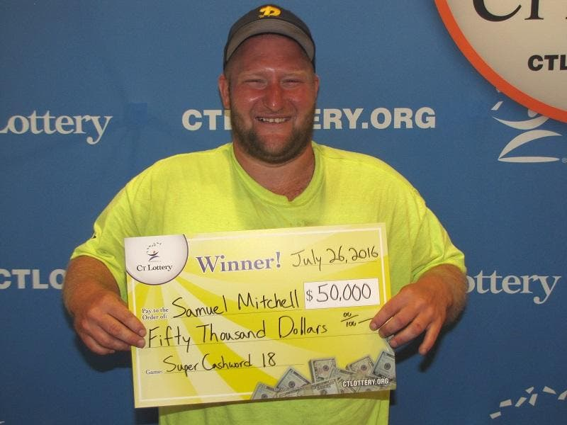 Hamden Man Wins $50K on CT Lottery Game, to Buy Girlfriend