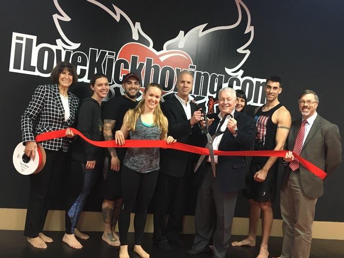 New Kickboxing Studio Opens In Fairfield