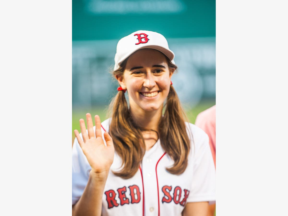 4cebd72d8 ... Middletown Resident Honored Before Red Sox Game At Fenway Park-0 ...