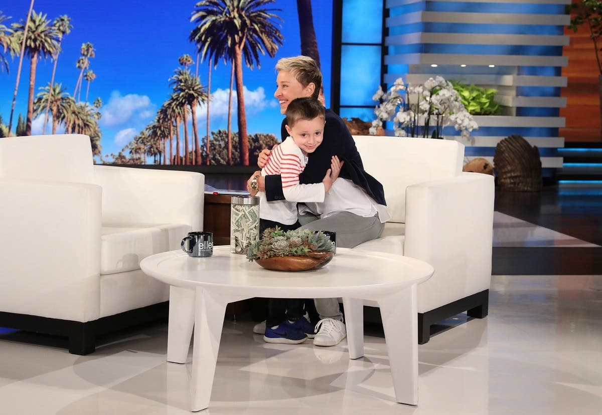 Strange Stratford Boy 6 Appears On Ellen Degeneres Show For 5Th Ocoug Best Dining Table And Chair Ideas Images Ocougorg