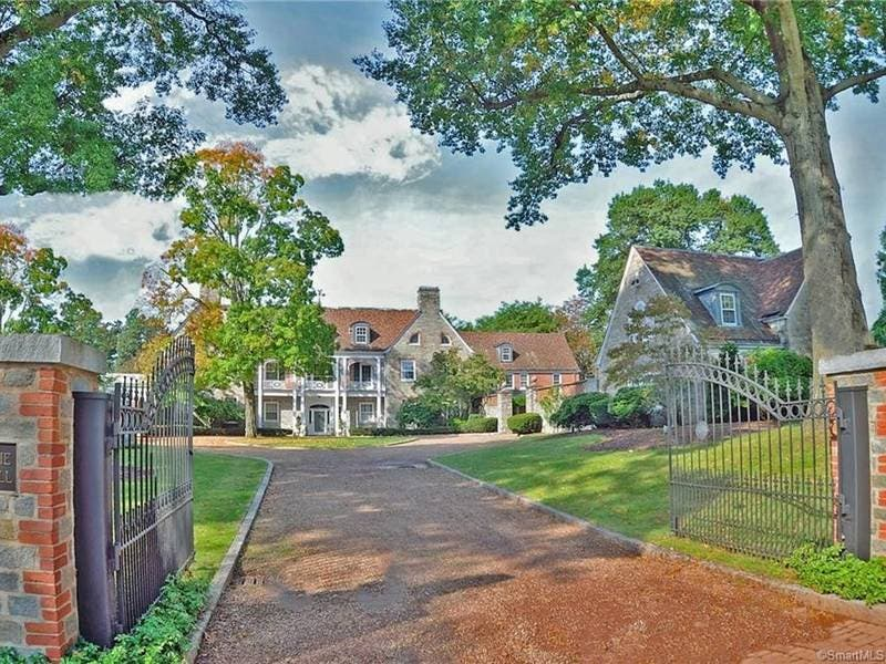 Historic Home Hits The Market In West Hartford