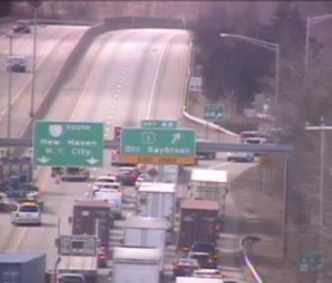 I-95 In Old Saybrook Reopens After Fatal Crash: UPDATE
