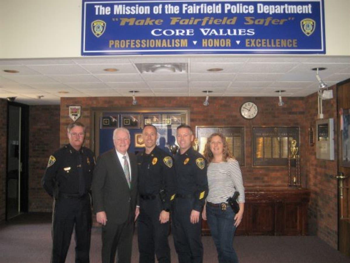 Fairfield Ranks Among Safest Communities In Connecticut