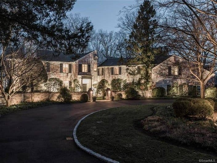 Celebrity's CT Mansion Finally Sells