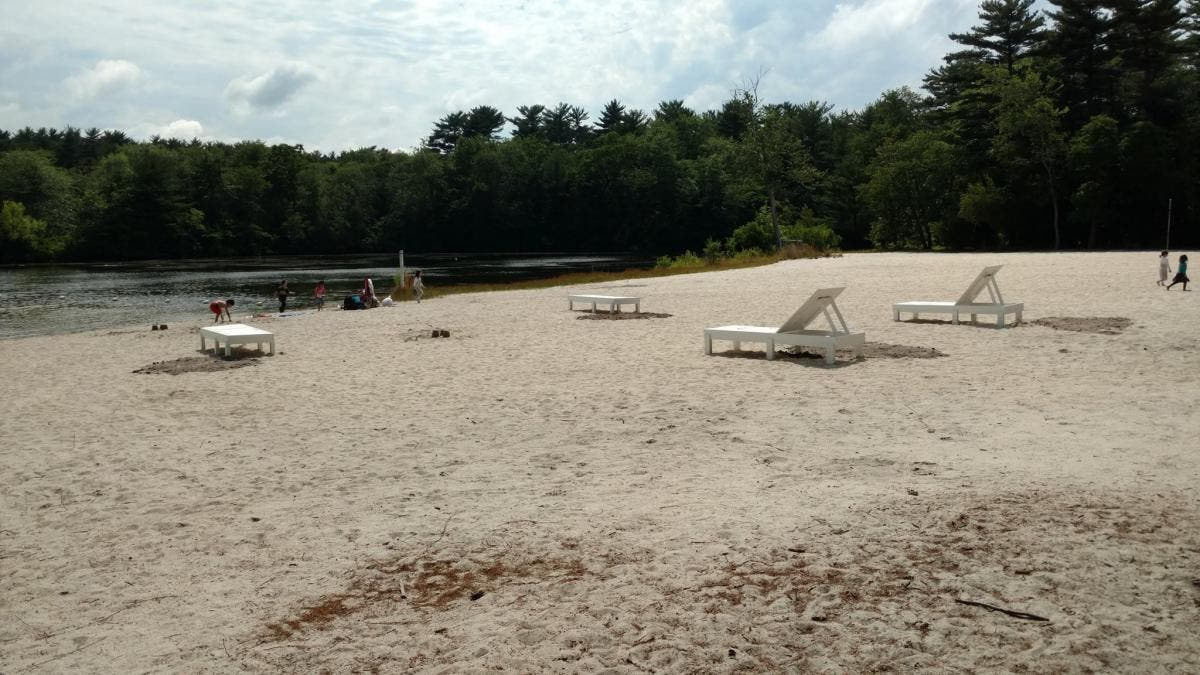 Swimming Bans Still In Place At Four Ocean County Beaches