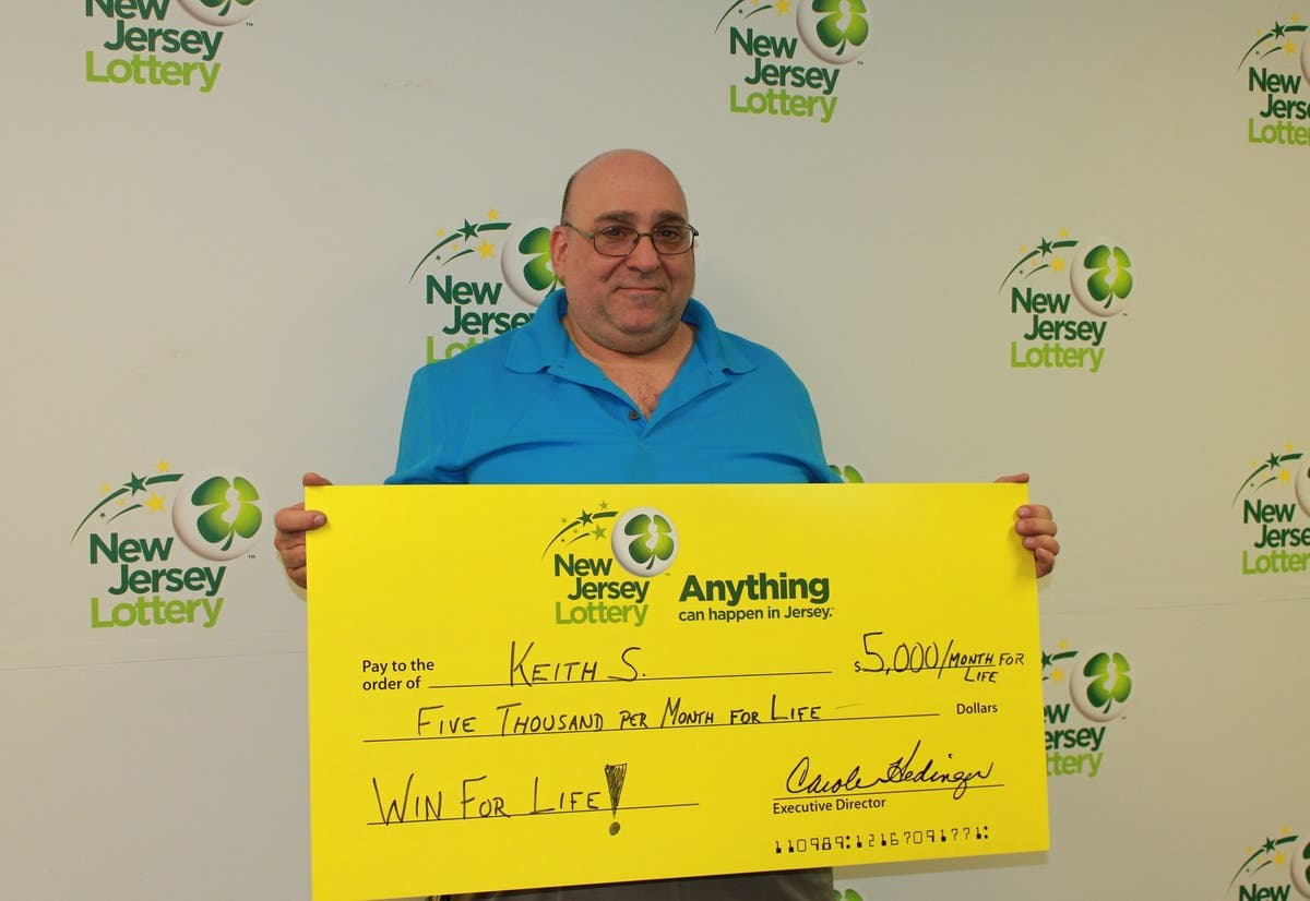 Brick Couple Wins Nearly $1 3M In Lottery Scratch-off Game   Brick