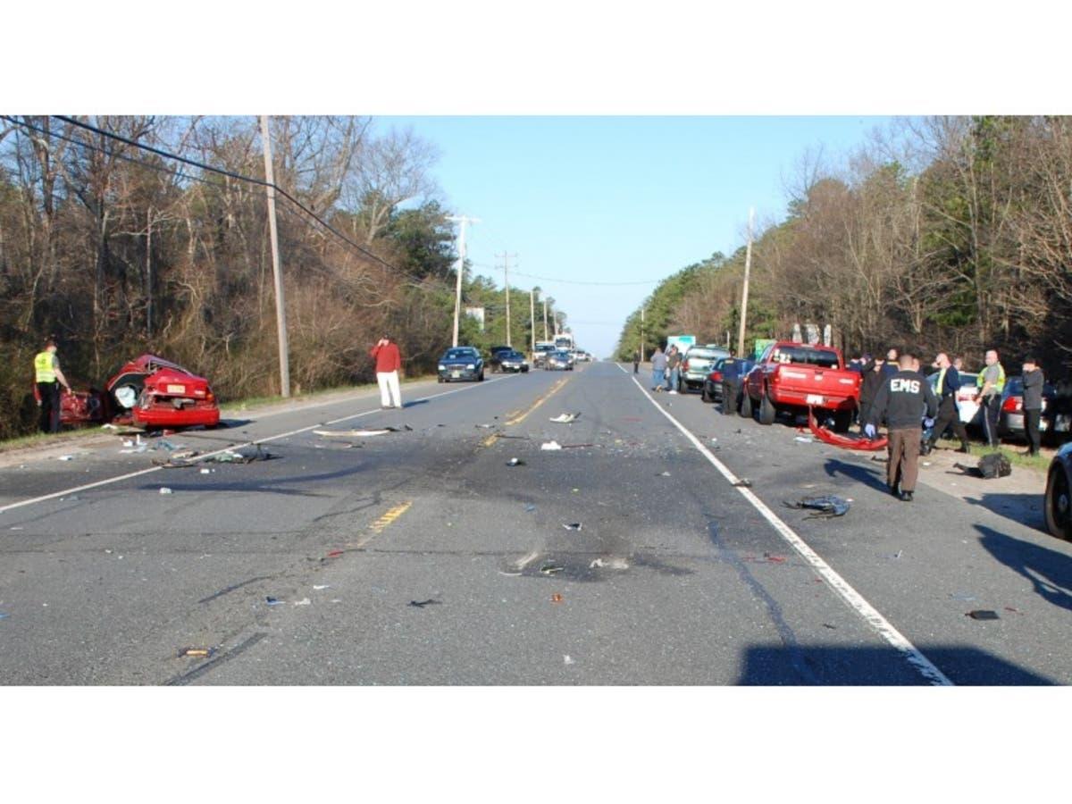 3 Ocean County Highways Among NJ's Deadliest: Report   Brick, NJ Patch