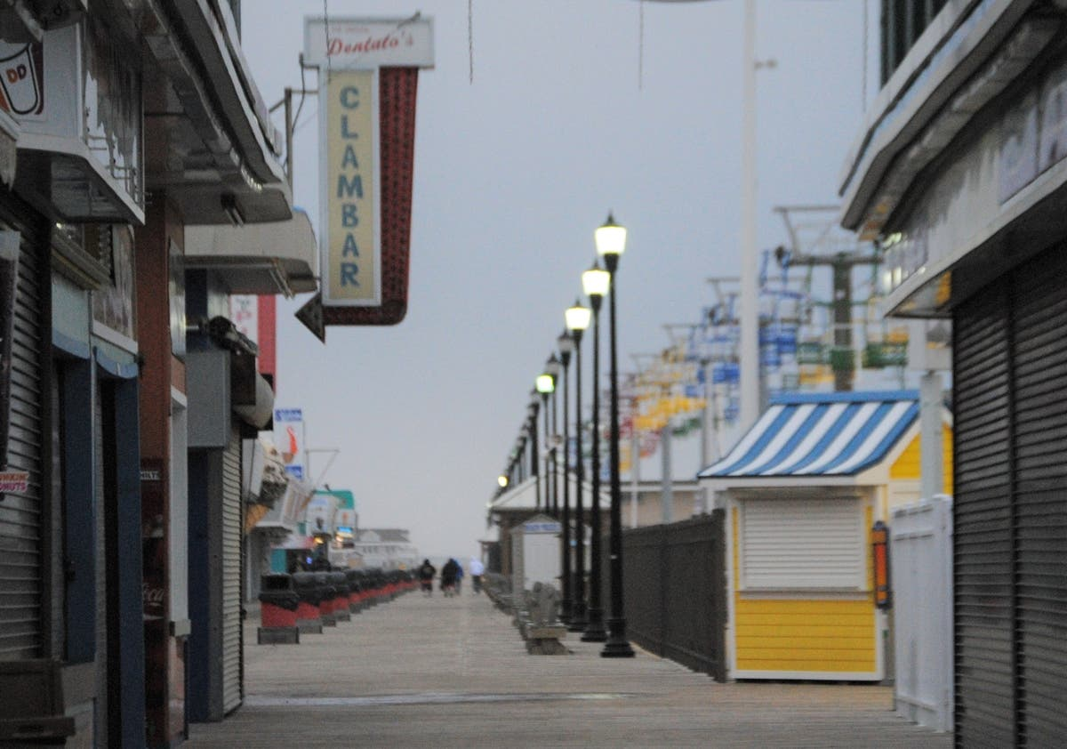 Seaside Heights May Allow Dogs On Boardwalk Year-Round