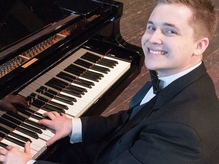 Brick Piano Player Still Chasing Dream Of Being Next Liberace