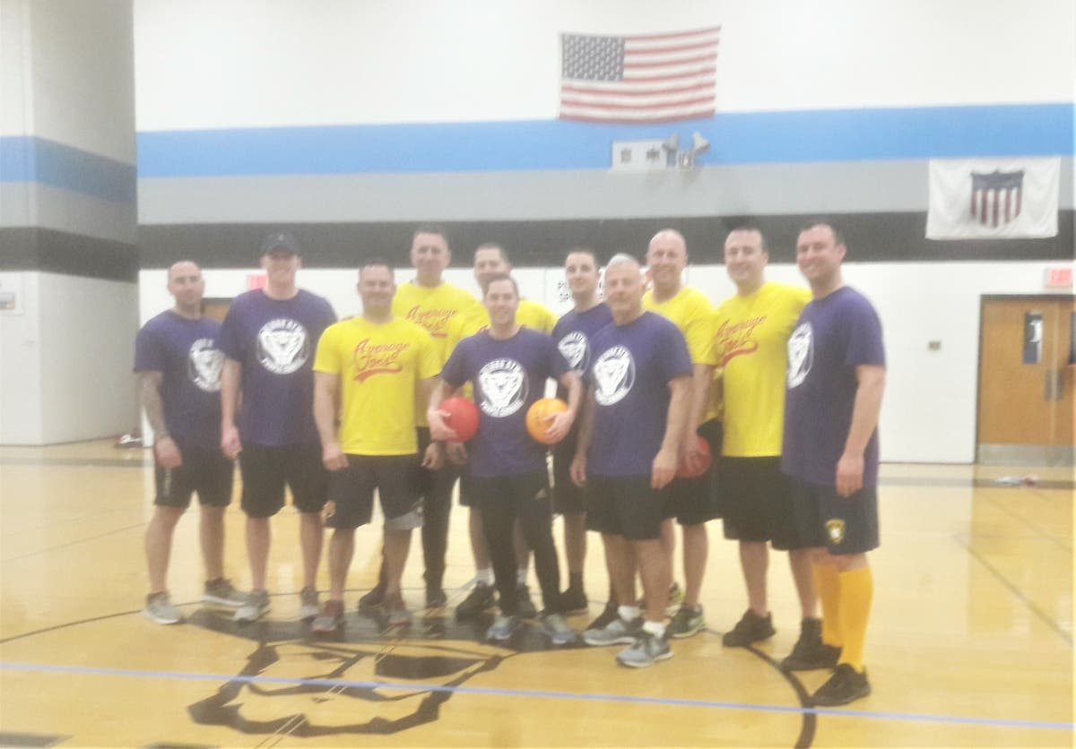 Dodgeball Tourney Rings Up Big Support For Toms River PD