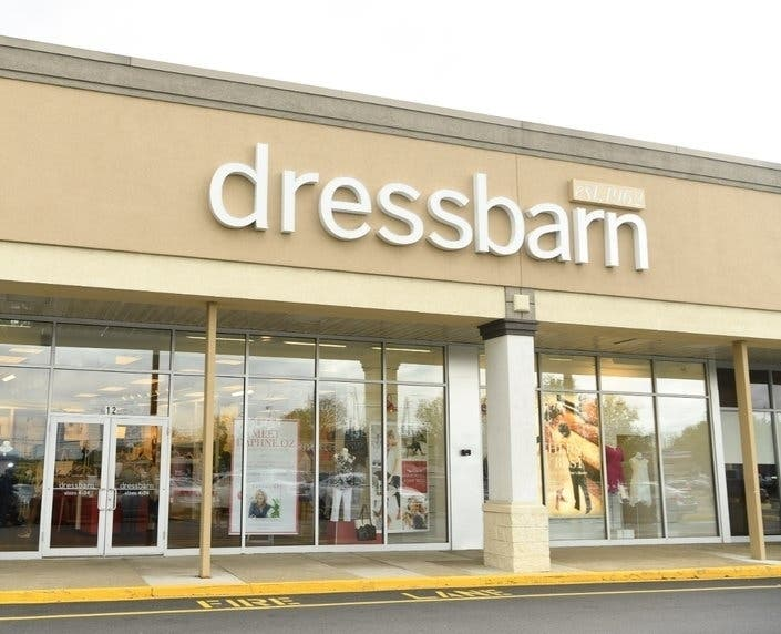 Dressbarn Closing Jackson Outlets Store