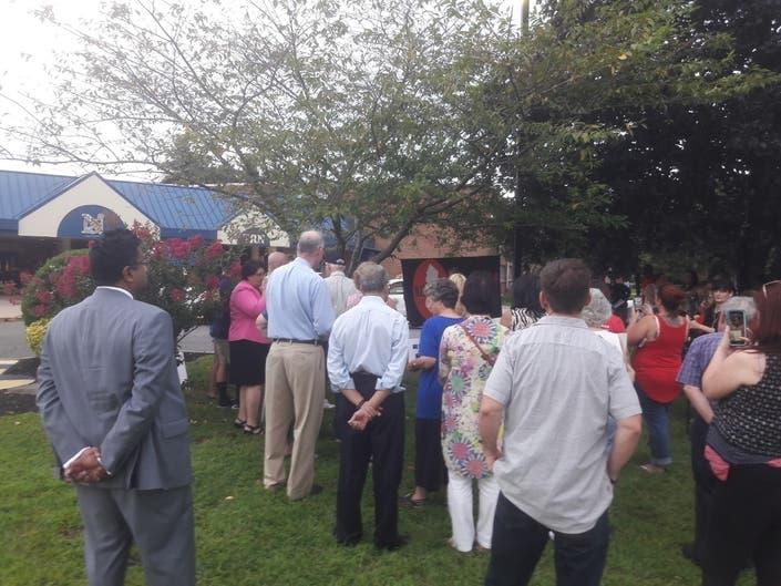 Protesters Again Demand Toms River School Board Member Resign