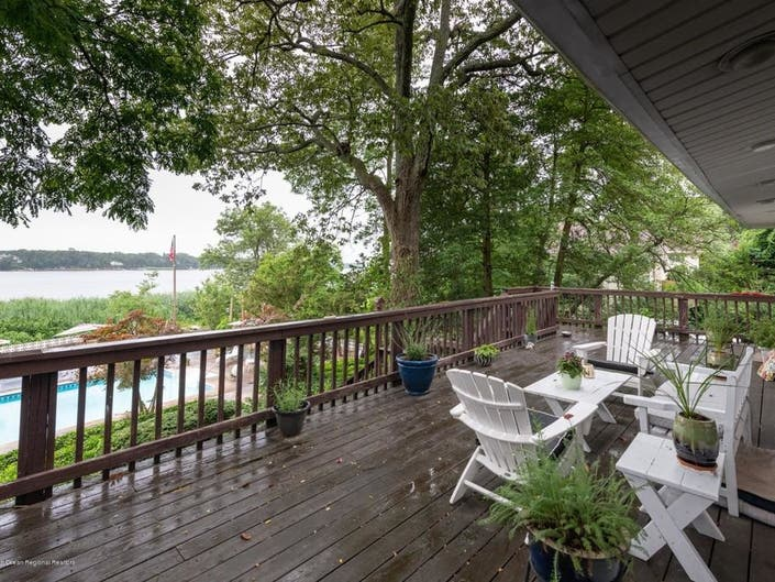 Riverfront Charmer Offers Tranquility In Brick For $949K