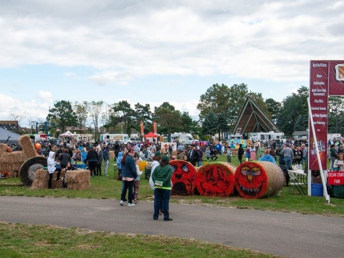 Fall Fest Offers Food, Fireworks, Cornhole, And Fun In Brick