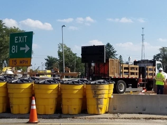 Parkway Ramp To Shut In Toms River For Water Company Work