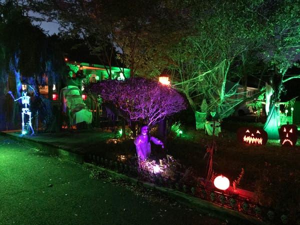 How In Baltimore Have The Best Halloween Displays In 2020 Patch Scare Tour 2020: Brick's Best Halloween Yard Haunts | Brick