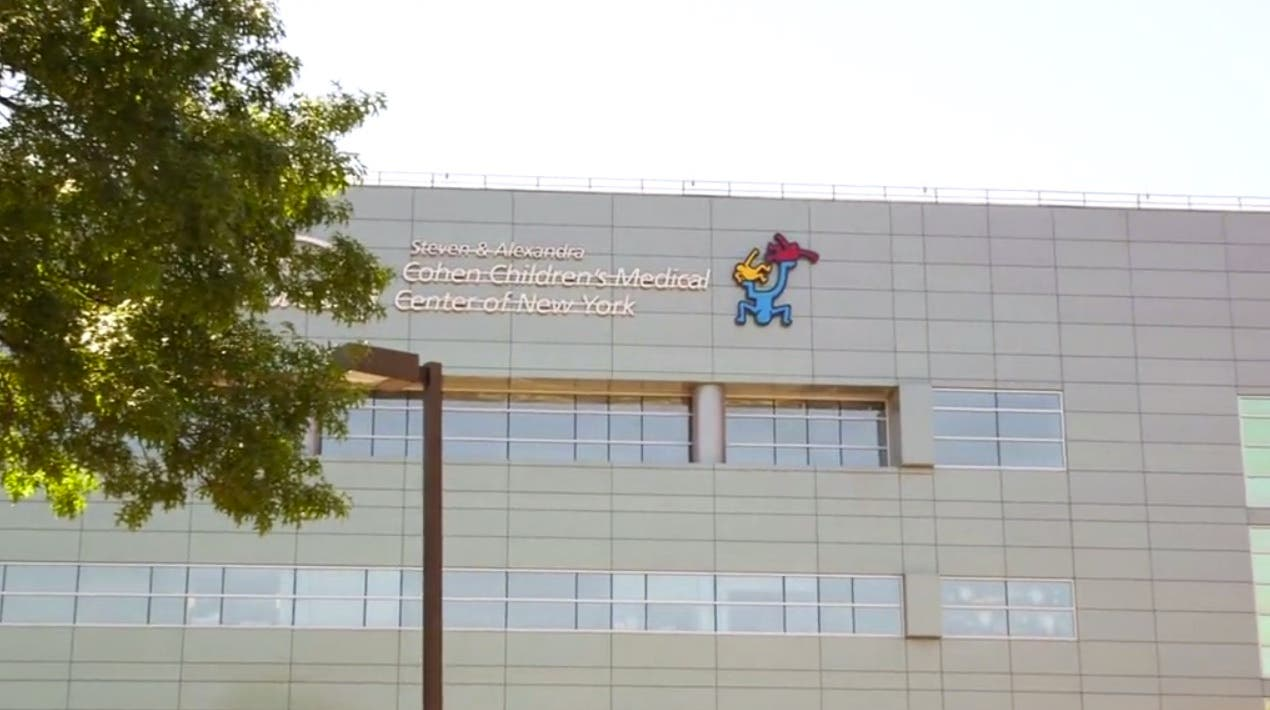 2 Long Island Children's Hospitals Ranked Among Nation's