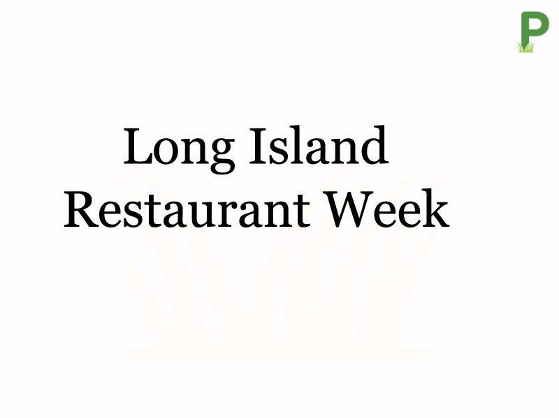 4 Oyster Bay Area Restaurants Taking Part In Long Island