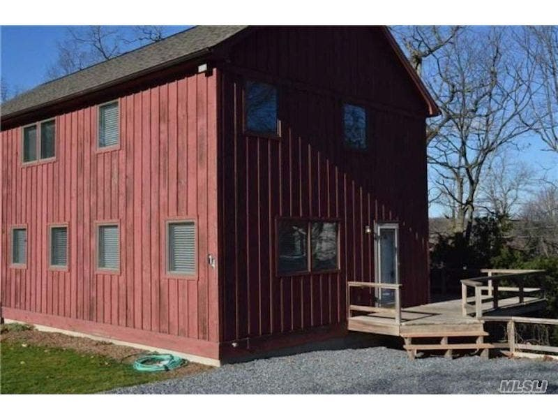 Barn Converted Into Apartment for Rent in Northport | Northport, NY ...