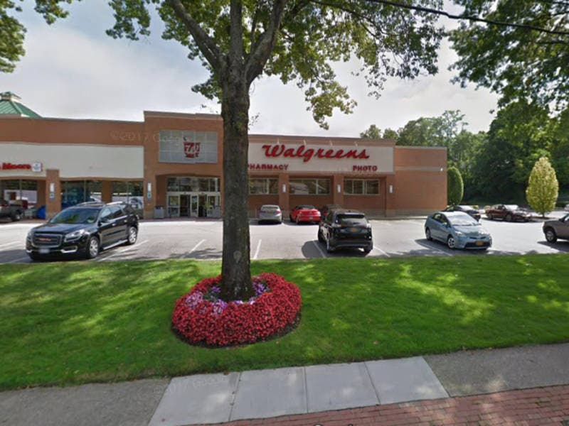 Stabbing Arrest Made Outside Northport Walgreens: Police