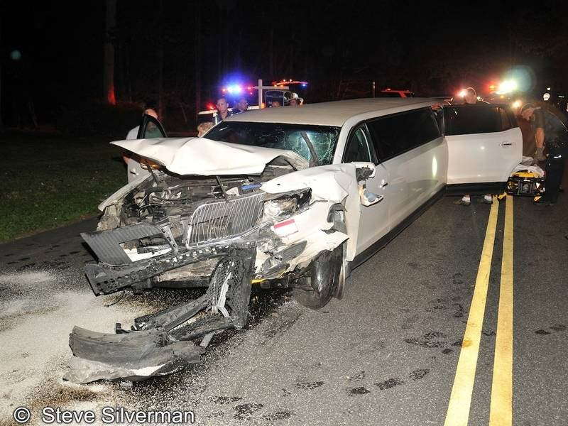 Mercedes Benz Of Wilmington >> 6 Hurt In Hit-And-Run Limo Crash | Half Hollow Hills, NY Patch