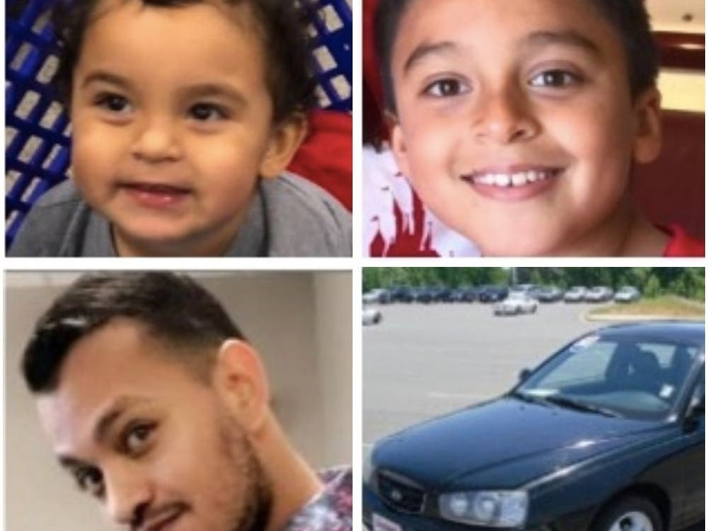 Texas Amber Alert For 2 Children Missing From El Paso | El Paso, TX