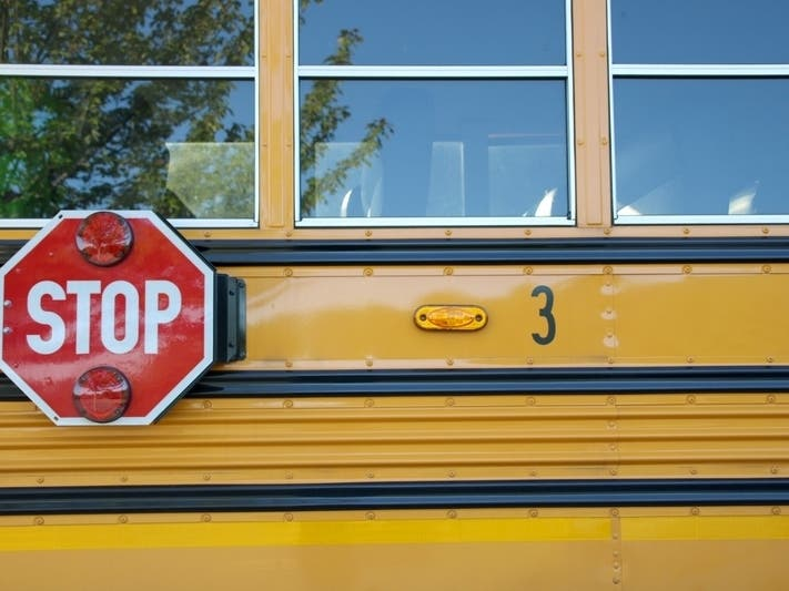 Here's The Law In Texas About Passing Stopped School Buses