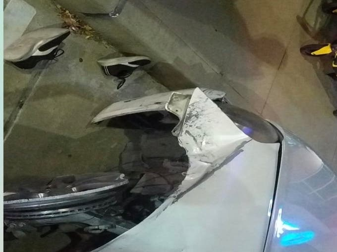 Child, 2, Found Safe In Car After Intoxicated Driver Crashes: PD