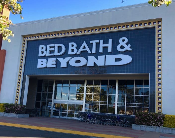 Changes, Closures For Bed Bath & Beyond