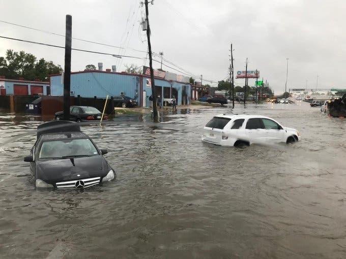 Imelda Breaks Rainfall Records; Flash Flood Watch Still In Effect