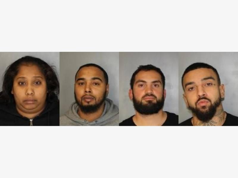 Long Island Drug Bust
