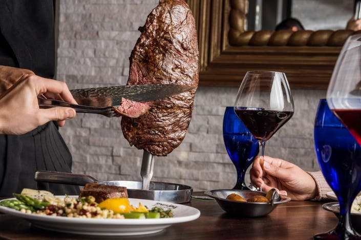 Brazilian Steakhouse To Open In Smith Haven Mall Wednesday
