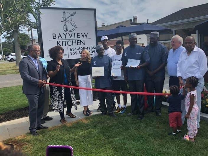 Duo Opens New Restaurant In Amityville